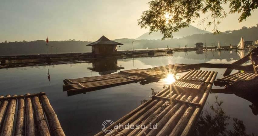Sunrise Ranu Pakis