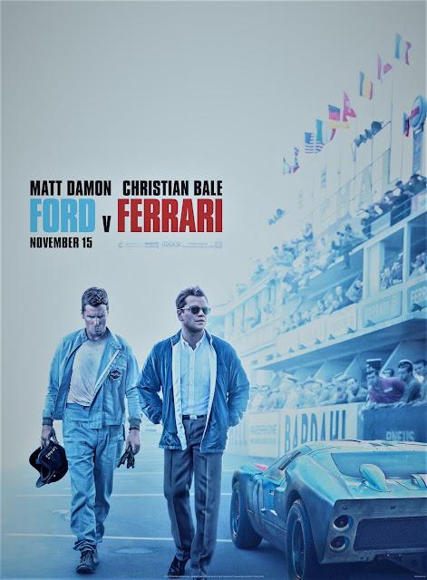 Movie: Ford vs Ferrari