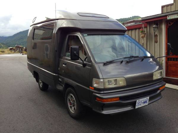 Sportsmobile 4x4 For Sale >> RV Mods and Trade - RV & Camper: Camper
