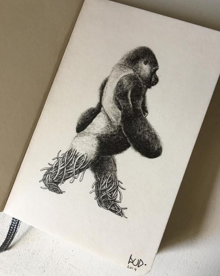 02-Silverback-Gorilla-Pud-www-designstack-co
