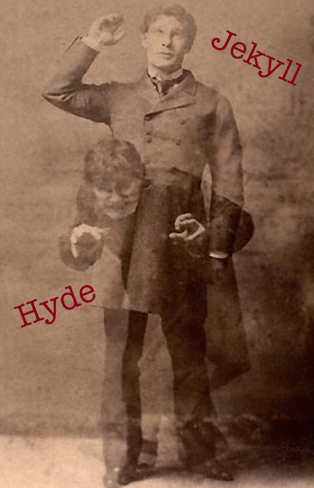 Jekyll and Hyde Contrast