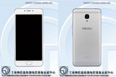 Informasi Teknologi - Meizu Blue Charm