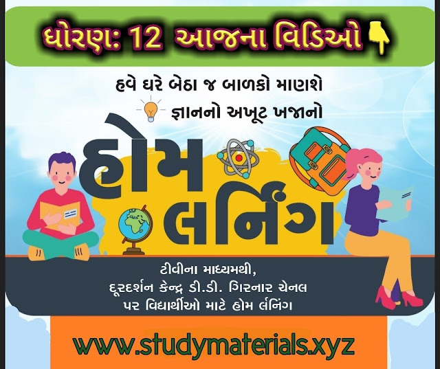 std 12 videos Study application