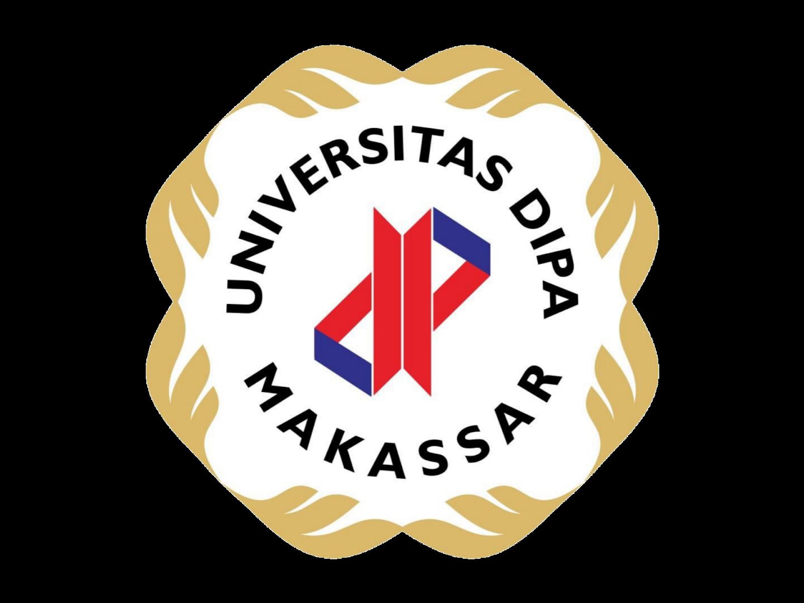 Logo Universitas Dipa Makassar Format PNG
