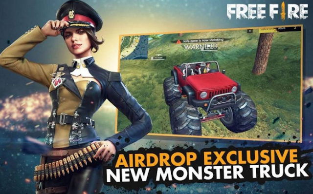 Download Free Fire Mod Apk Patch V1.29.0 Terbaru 2019 For Android (Auto Aim + High Damage)