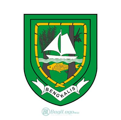 Kabupaten Bengkalis Logo Vector