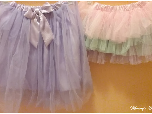 Girly Girl or Tomboy- They All Need a Tutu! Satsuma Designs #Review #Promo Code