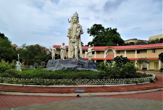 Holy Place: Shegaon