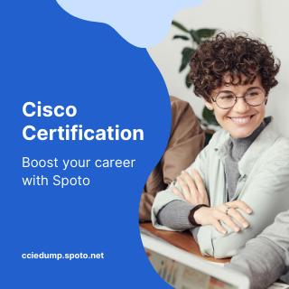 Spoto Cisco exam dumps