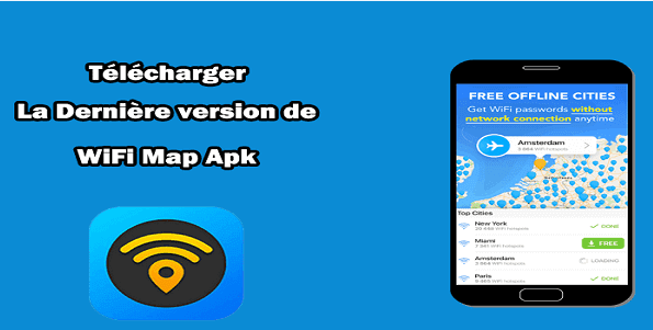 WiFi Map Android 5.4.12