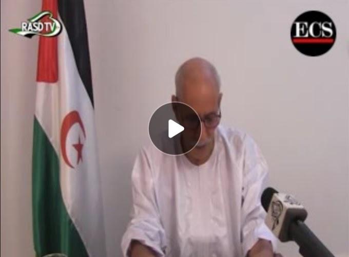 Discurso íntegro del presidente de la República Saharaui, Brahim Ghali, con motivo de Eid Al Adha 2021.