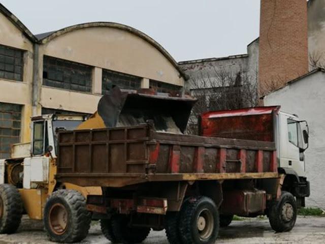 Αλάτι διαθέτει η Π.Ε Αργολίδας στους Δήμους για τον παγετό στα οδικά δίκτυα