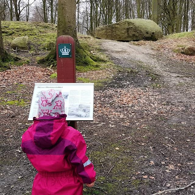 6 spannende Highlights im Süden von Als. Im Blommeskobbel liegen viele Steinzeit- bzw. Hünengräber.
