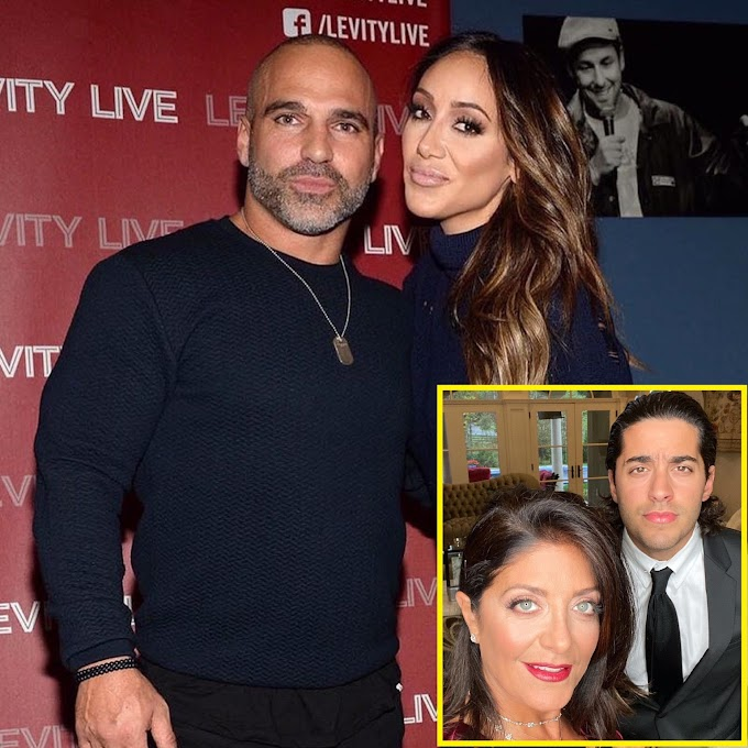 """Melissa Gorga Responds To Kathy Wakile's Son Joseph Calling Her And Husband Joe Gorga 'Farm Animals'; Says The Wakiles Are """"A Little Sour"""" About No Longer Being On RHONJ!"""