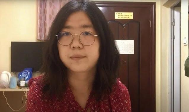Jornalista cristã que denunciou início da pandemia na China é condenada a 4 anos de prisão
