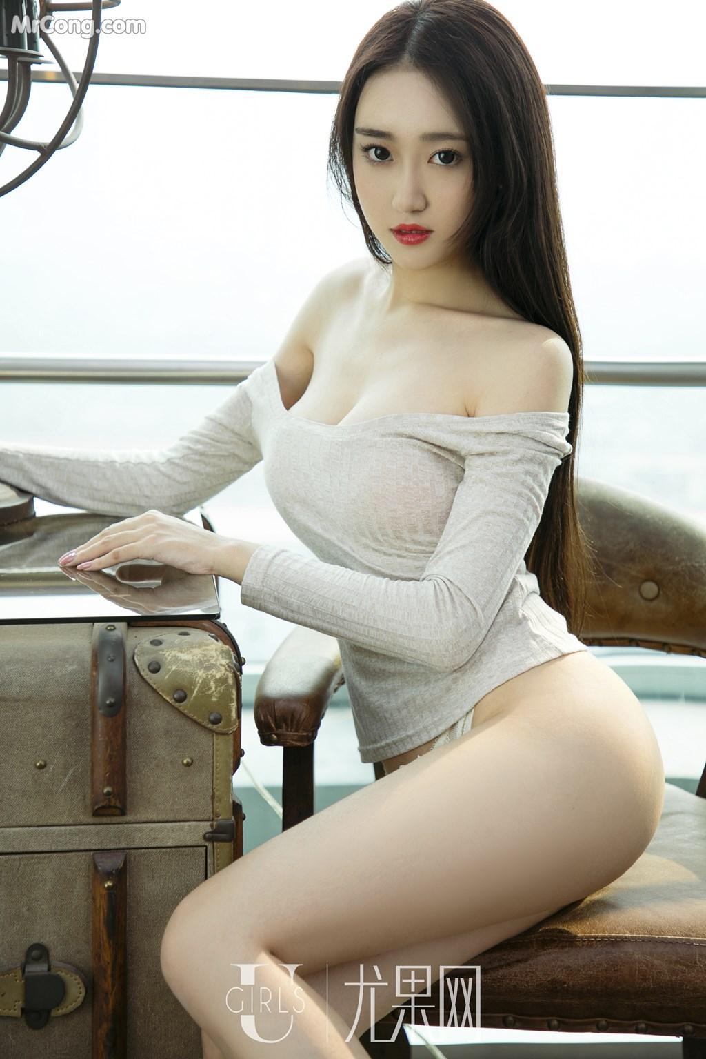 Image UGIRLS-U354-Li-Bao-Er-MrCong.com-009 in post UGIRLS U354: Người mẫu Li Bao Er (李宝儿) (66 ảnh)