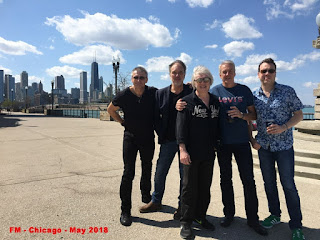 FM at Melodic Rock Fest - Chicago USA - May 2018