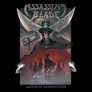 """Το τραγούδι των Assassin's Blade """"Agents of Mystification"""" από τον ομότιτλο δίσκο τους"""