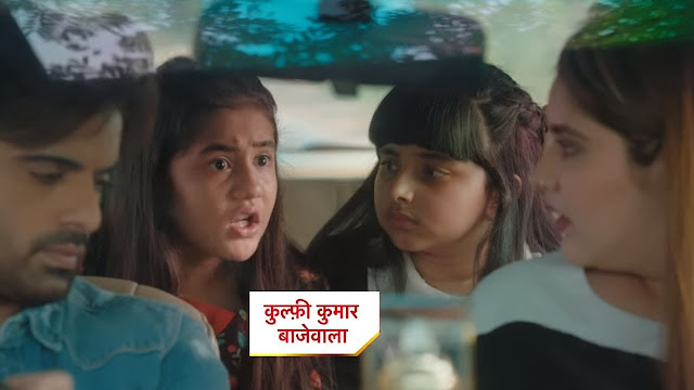 Future Story :  Sikandar Kulfi Amyra's road trip Lovely turns hurdle in Kulfi Kumar Bajewala
