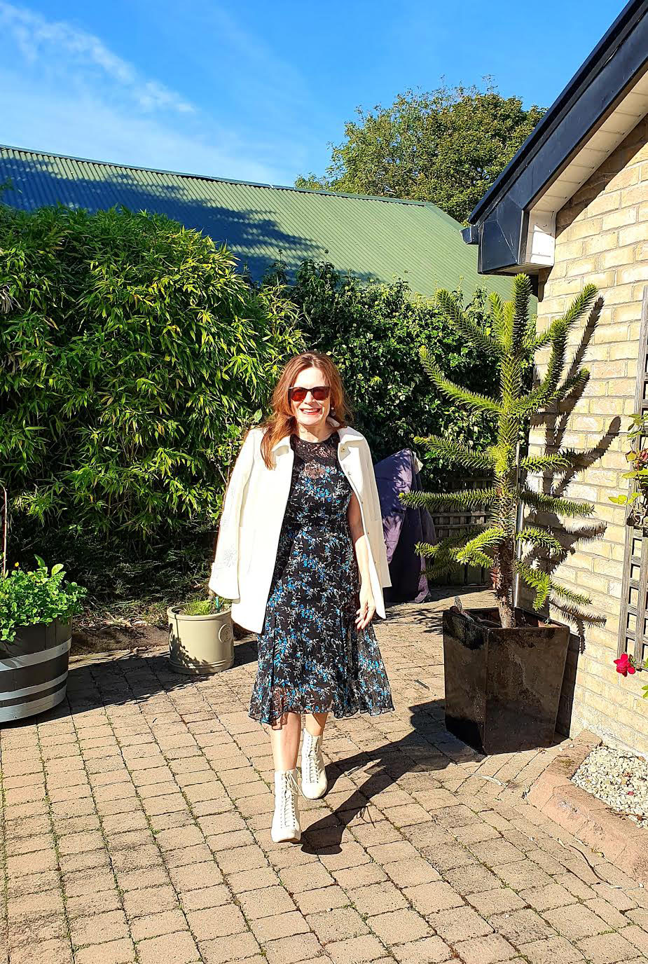 Blogger Hilda from Over the Hilda featured on Is This Mutton in the Style Not Age Challenge