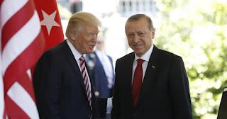 Ποιά είναι τελικά η πολιτική των ΗΠΑ απέναντι στην Τουρκία;