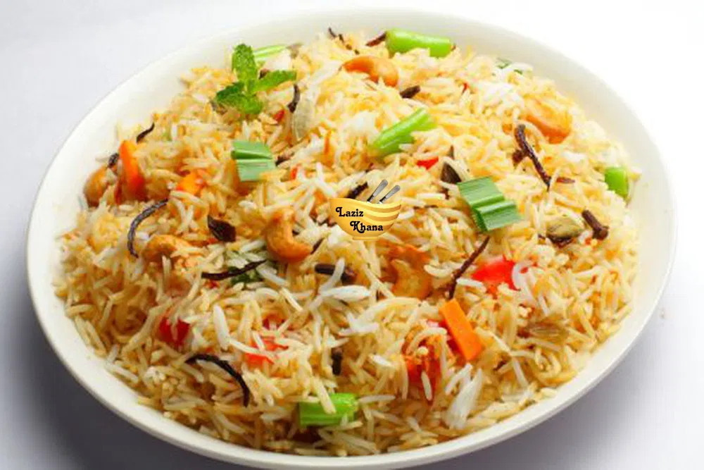 Veg Pulao Recipe in Hindi