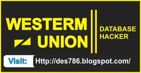 Western Union Bug Software Free Download - engtrack's diary