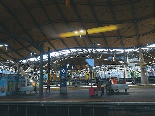 サザン・クロス駅(Southern Cross Station)