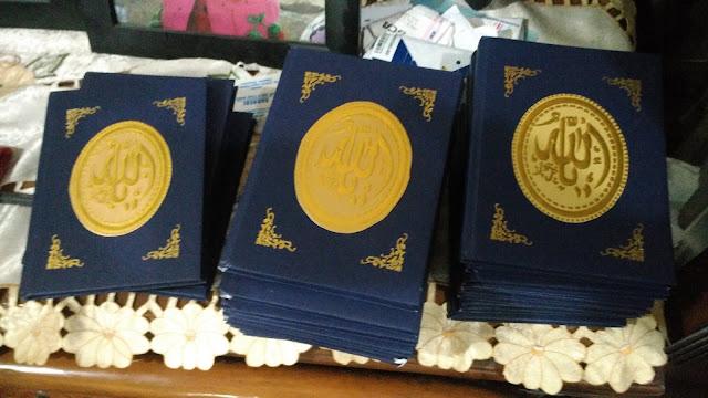 Surat Yasiin Cover Tebal Mumer