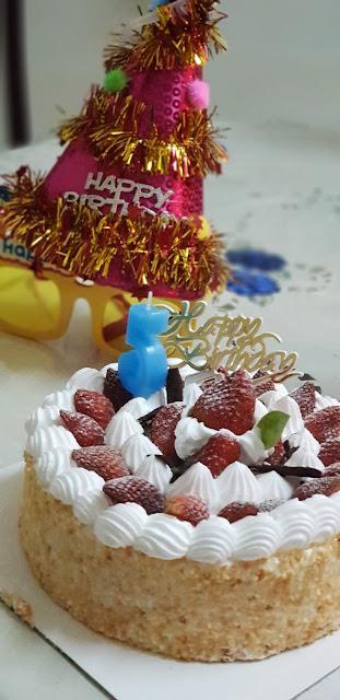 Happy 5th Birthday Aqlan Shah