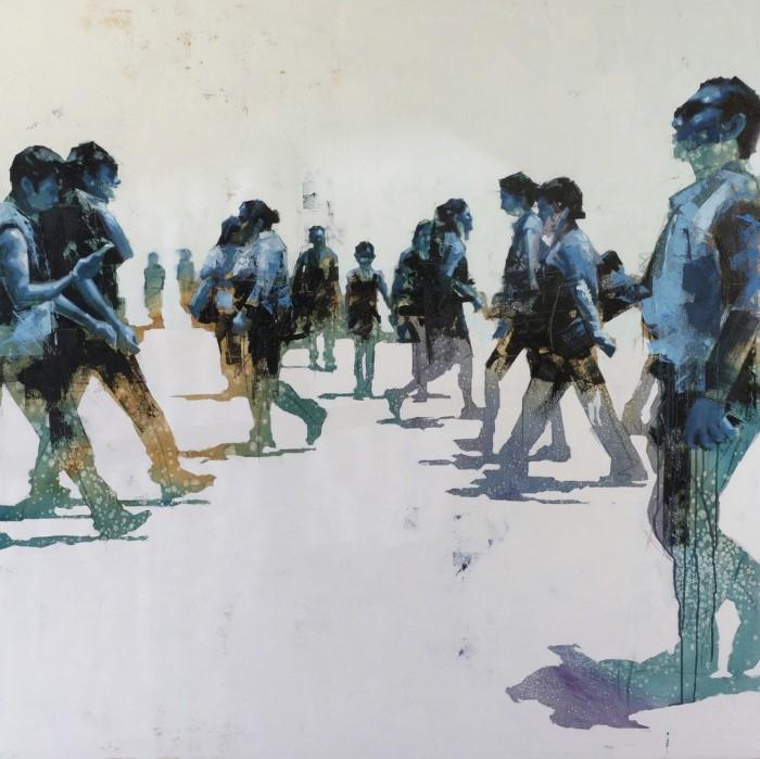 Современный американский художник. John Wentz