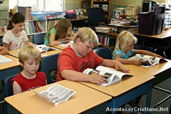Idiología de Género en escuelas