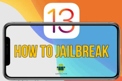 How to Jailbreak iPhone-iPod & iPad ios13.2.3.