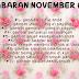 Cabaran November #2 by Kathy R'bain (#1)