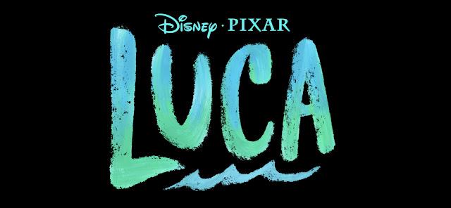 Pixar Luca Logo