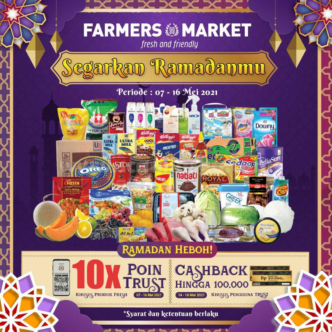 Katalog Promo Farmers Market Weekend 7 - 16 Mei 2021