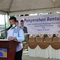 BP Batam Serahkan Bantuan Sembako di Kecamatan Batu Ampar