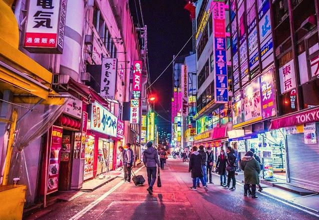 1. Kota Tokyo