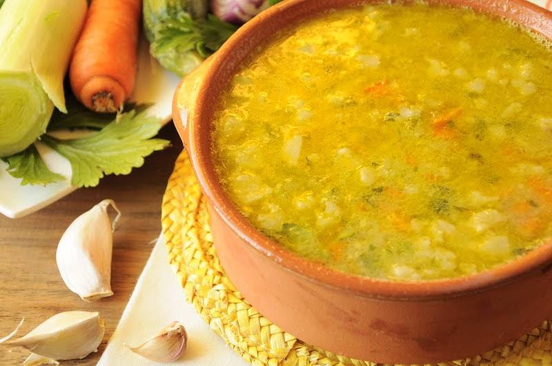 dieta del minestrone brucia grassi ricetta originale