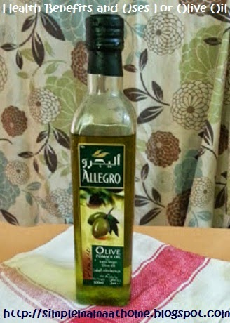 Health Benefits And Uses For Olive Oil