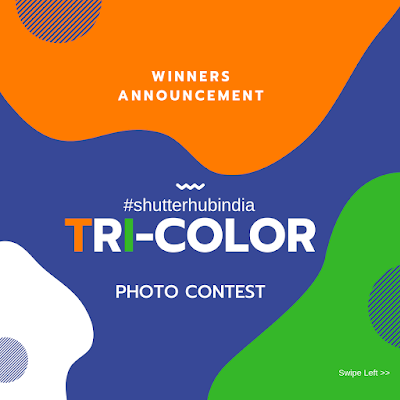 TRI-COLOR PHOTO CONTEST | WINNERS ANNOUNCEMENT | Shutterhub India