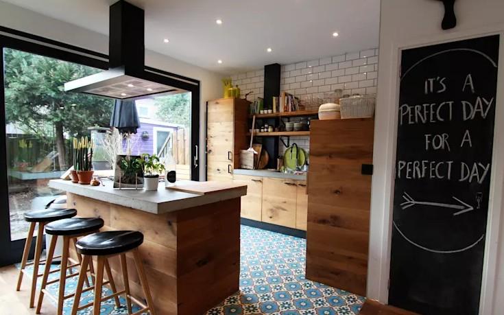 Mengubah Dapur Rumah Minimalis Menjadi Menawan dengan Biaya Murah