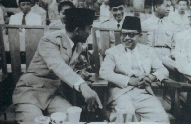 Guru Spiritual Soekarno Sangat Bijaksana