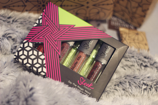 sleek matte minis review beauty blog