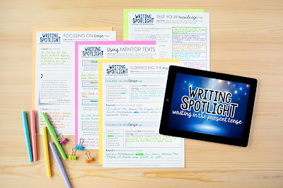 Teaching students how to write essays one writing concept at a time.