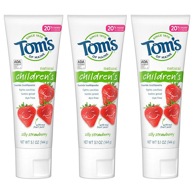 Tom's Children's Toothpaste