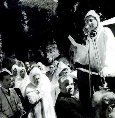 زيارة المغفور له محمد الخامس لطنجة.. منعطف حاسم في مسيرة الكفاح الوطني