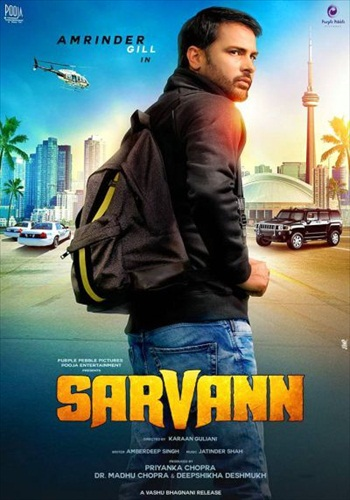 Sarvann 2017 Punjabi pDVDRip XviD 700MB