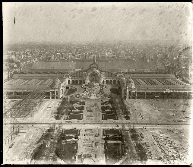 1899 - Exposition Universelle – le Palais de l'Electricité