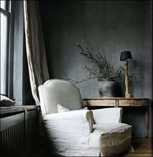 Blue Interior Design: An American Housewife: Blue